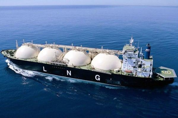 Natural Gas Tank Ship